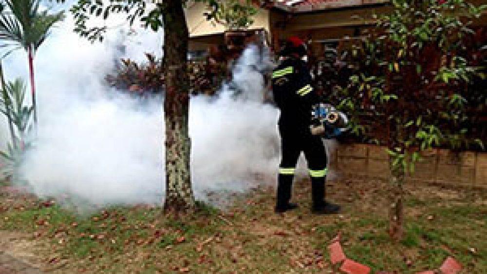 Saneamiento ambiental. Fumigación, Limpieza de cisterna y Pozos sépticos